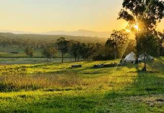 Camping @ Emerald Park Equine