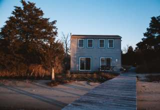 Scenic Patuxent River Shanty