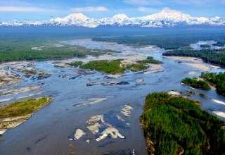 Talkeetna Alaska Cabin