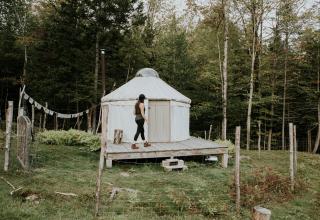 La Lu Farm camp site