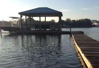 Intercoastal Waterway Camping