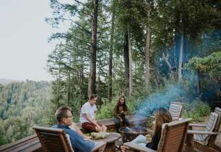 Redwoods Mountain Getaway