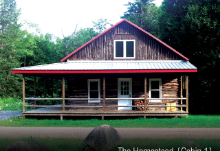 Trailside Ranch Cabin Rentals