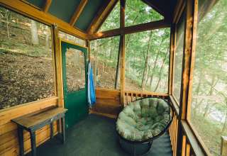 Cabin on the Seven Bends