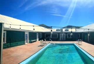 Hunter's Hot Springs Lodge