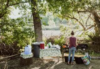North Fork Tipi Haven & Camping