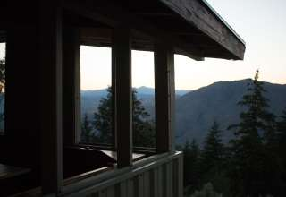 Homestead Cabin With A View