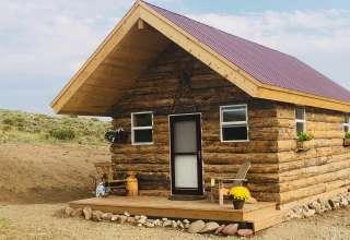 Sleeping Giant Homestead Cabin