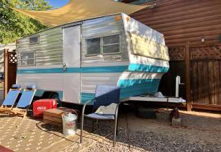 Airdream Glamping @ Zion West