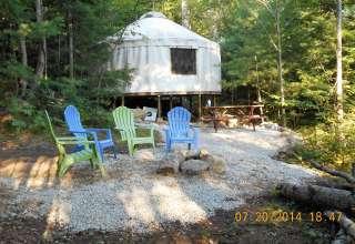Lakes Region Yurts