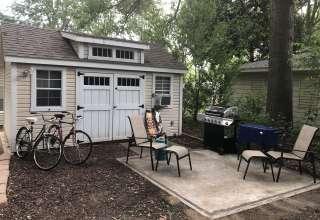 Tiny house camp