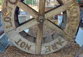 Sierra Circles Sculpture Garden