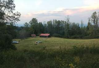 Old Homeplace Campsite