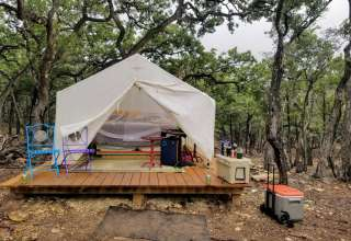Seco Ridge Campgrounds