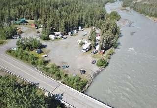 Salmon Grove- River Camp