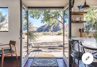 Sunray Ranch Desert Cabin