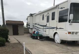 RV Park Amenities close to SPI