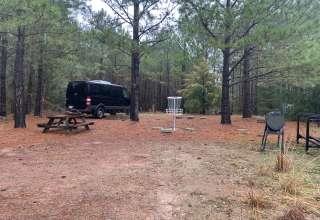 Harpoon Larry's Camping