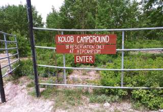Kolob Campground near Zion Park