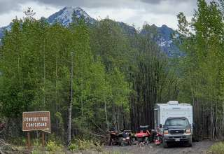 Pinochle Trail Campground