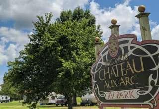 Chateau aux Arc RV Park