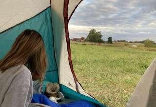 Heavenly Acres Creek side Camp