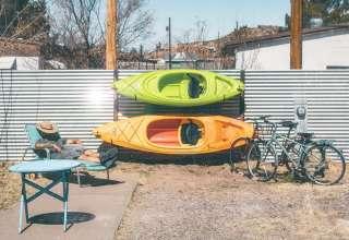 Hot Springs Glamp Camp