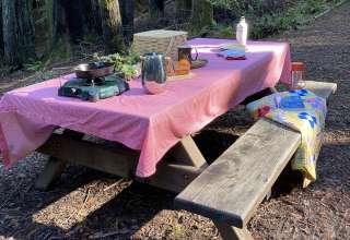 Mendocino Woodlands Camp