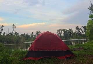 JCO at Lee Baysden Pond