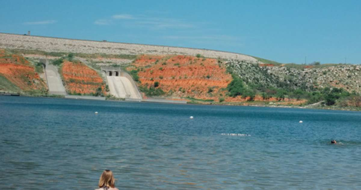 Best Camping In And Near Lake Meredith National Recreation