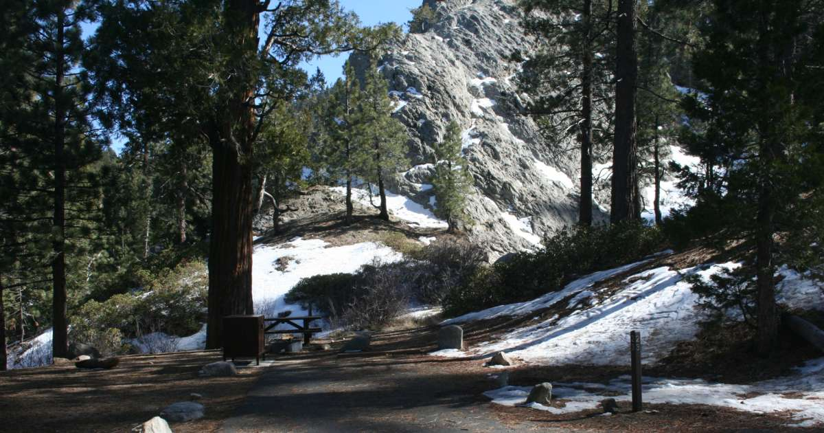 Buckhorn Campground, Black Butte Lake, CA: 2 Hipcamper ...
