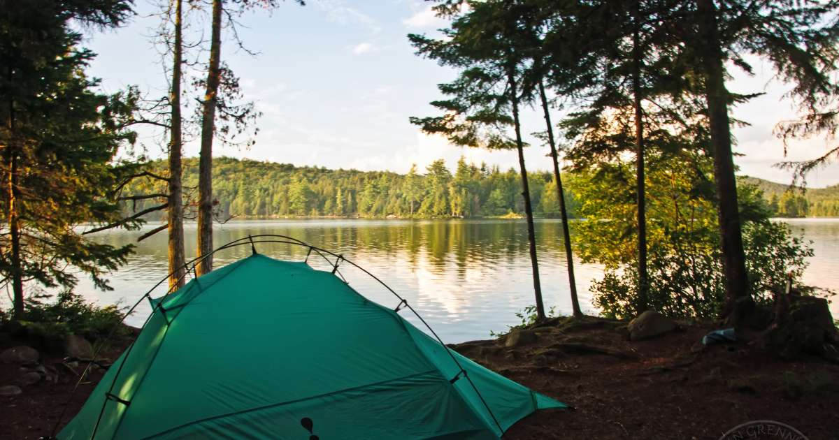 Forked Lake Campground, Adirondack, NY: 2 Hipcamper ...