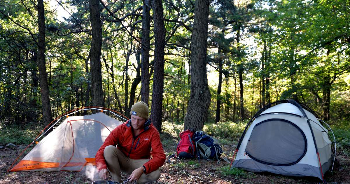 Pine Ridge Campground Camping