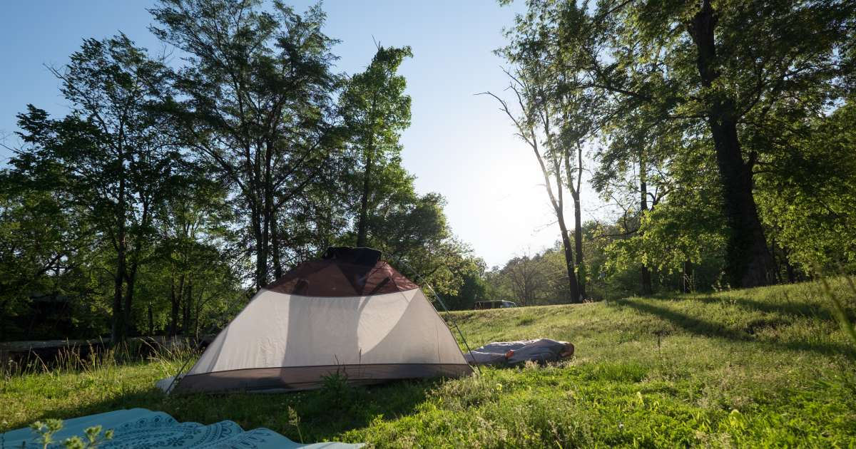 Little River Tent Camping, Little River Campground & Rv ...