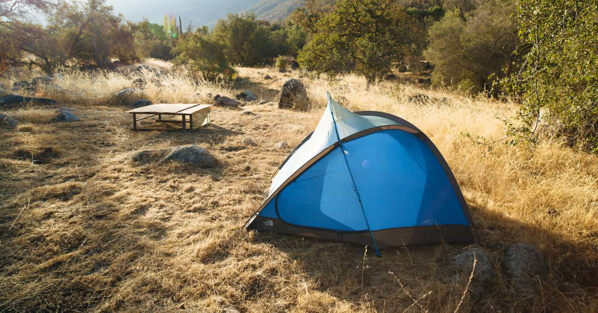 Coyote View Tent Camping, This Is Outdoor Living, CA: 12 ...
