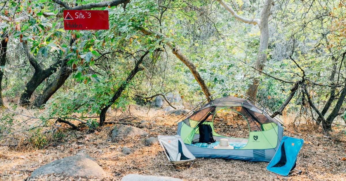 Hidden Tent Camp, River Ridge Ranch, CA: 28 Hipcamper ...