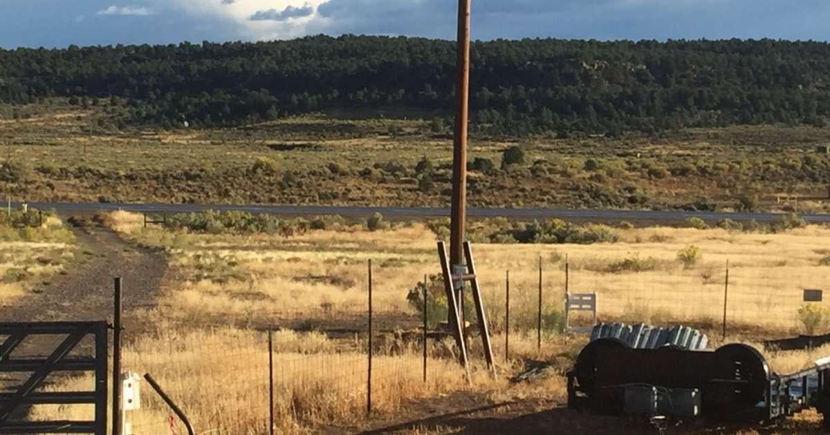Overnight Or Weekend Stop, El Rancho De La Rosa Azul, NM