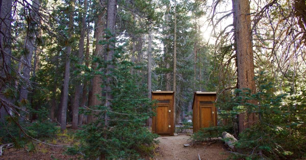 Round Valley Campground, Mount San Jacinto, CA: 5 ...
