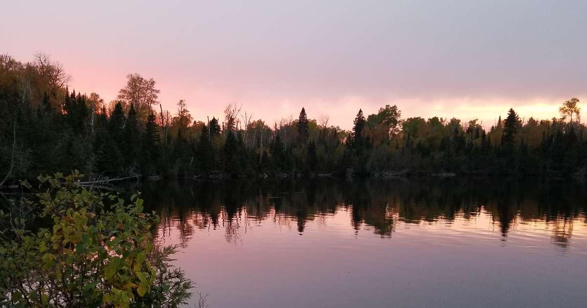White Pine Lake Rustic Campground, Superior, MN: 1 ...