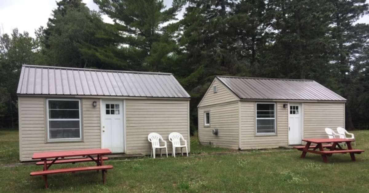 Mackinaw Straights Cabins Ltbb Rental Cabins Mi 18 Photos
