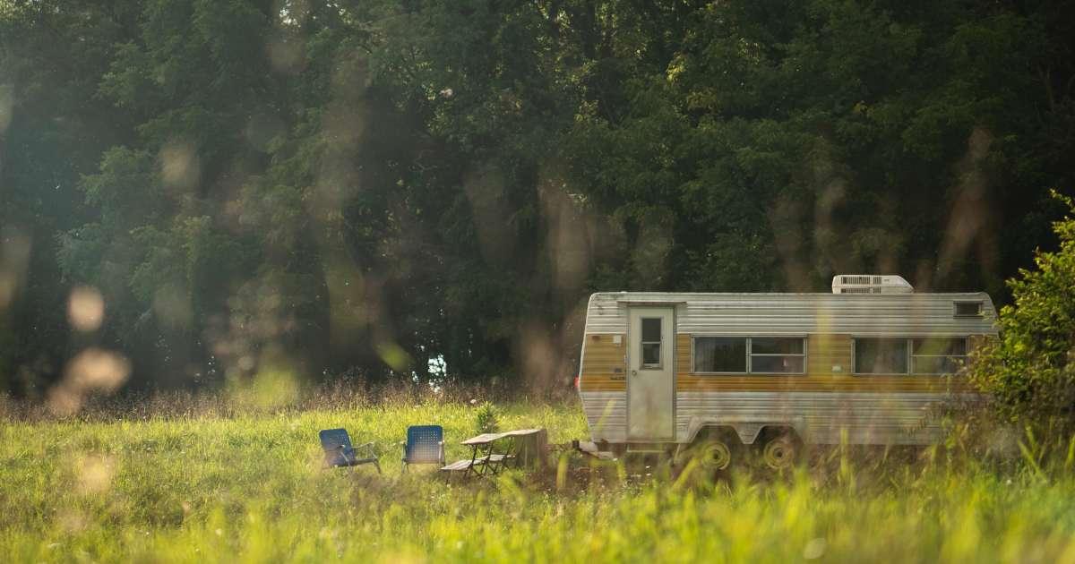 Daisy Restored Vintage Camper Deerfield Dwellings Va