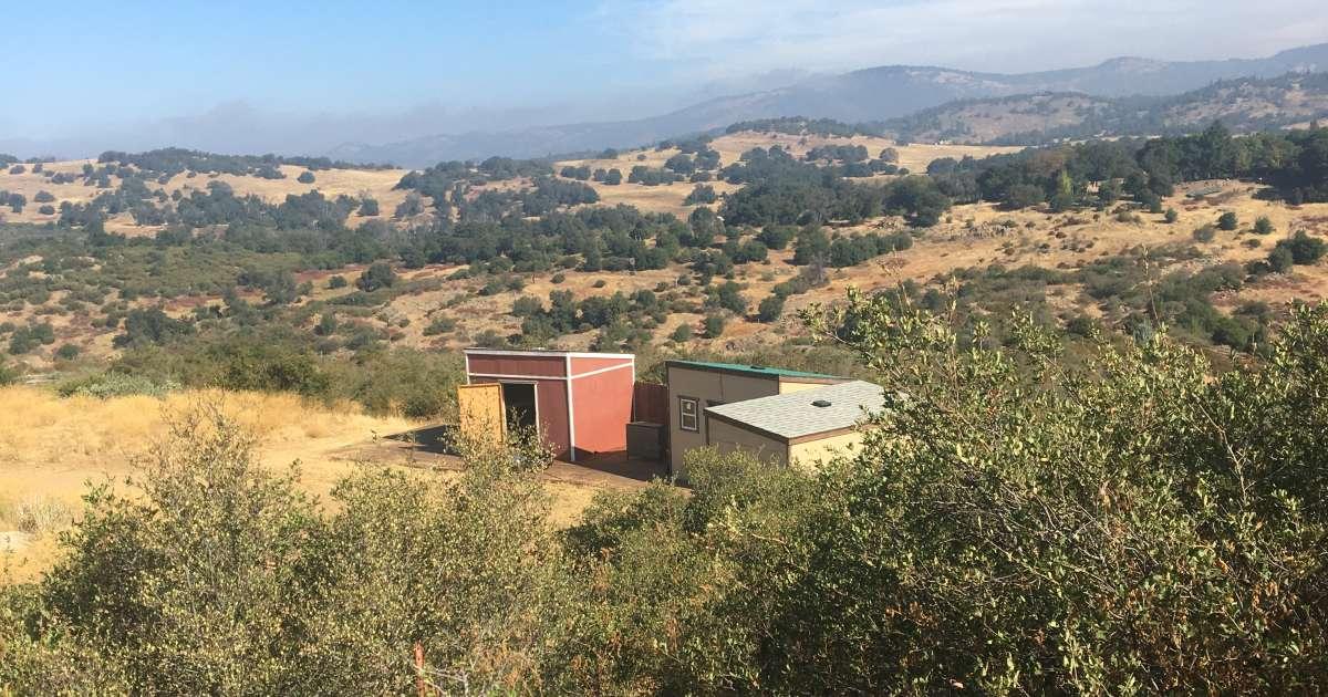 4 Acres Private Mountain Camp Site, Julian Mountain ...