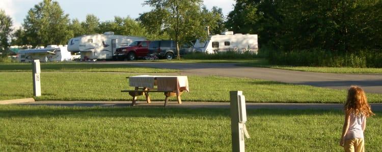 Charlestown State Park Campground Halloween 2020 Best Camping in and Near Charlestown State Park