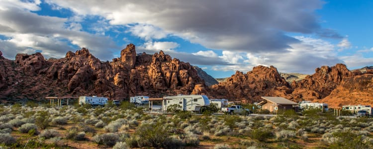 Best Camping In And Near Valley Of Fire State Park