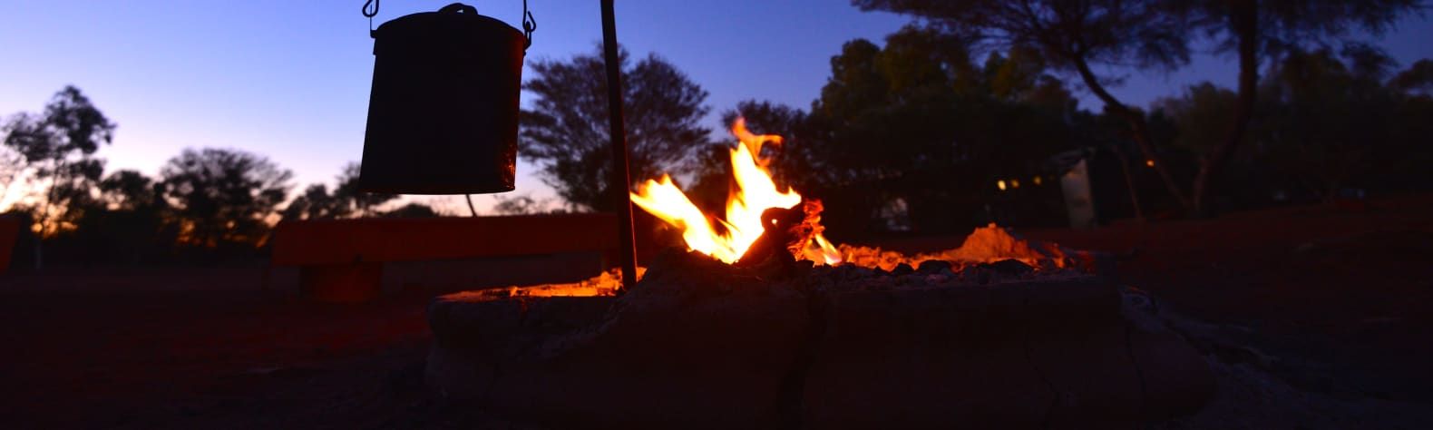 Acacia Ridge Bush Camp