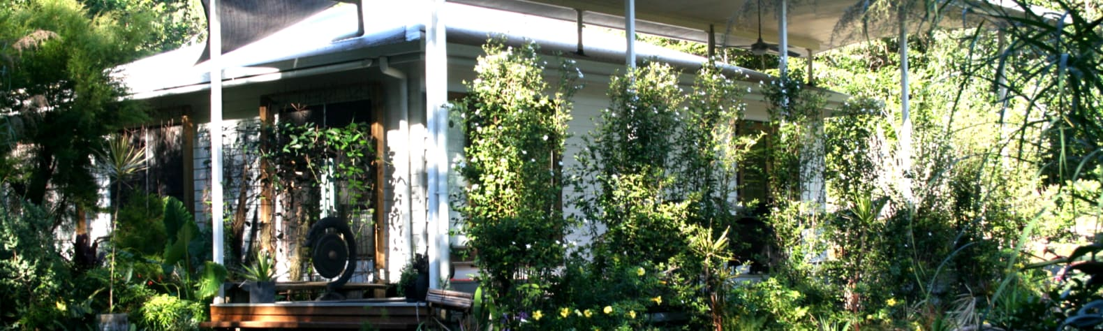 Saraswati's Oasis - Daintree Holiday Accommodation