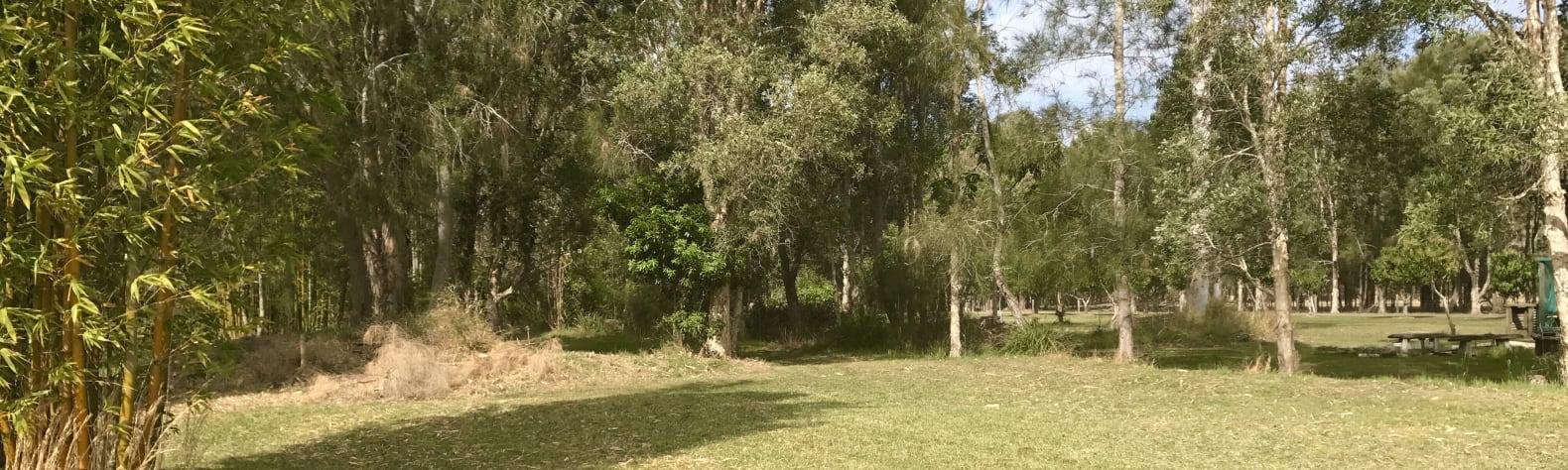 Davrae Park Freecamping sites (no toilet/shower)