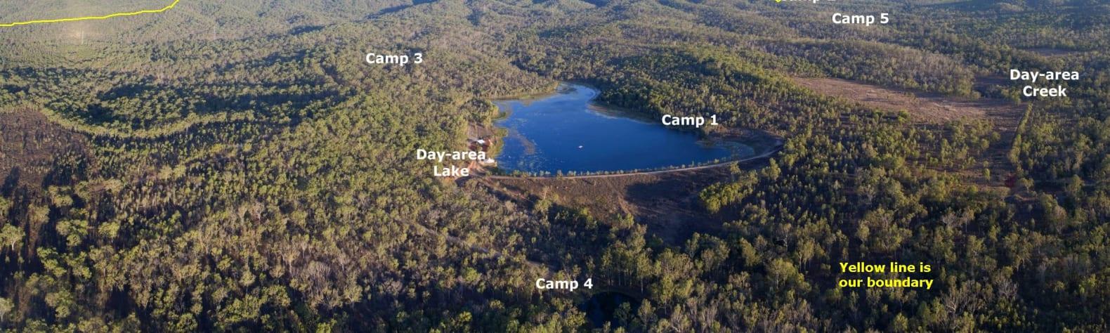 Emerald Escape Camping