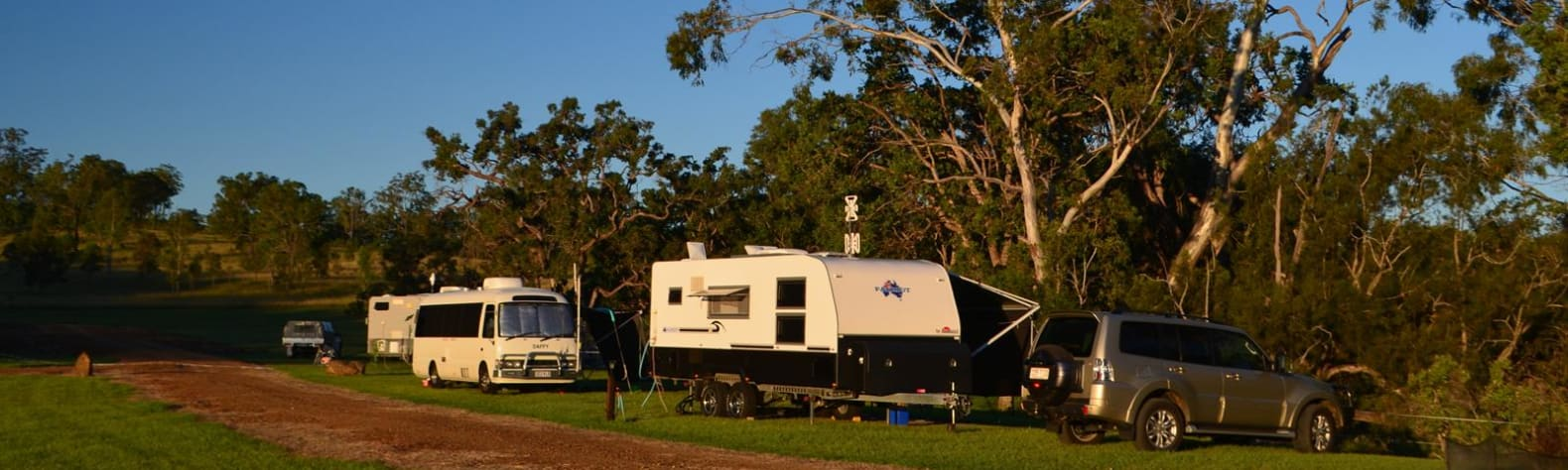 Goomeri Caravan and Bush Camp