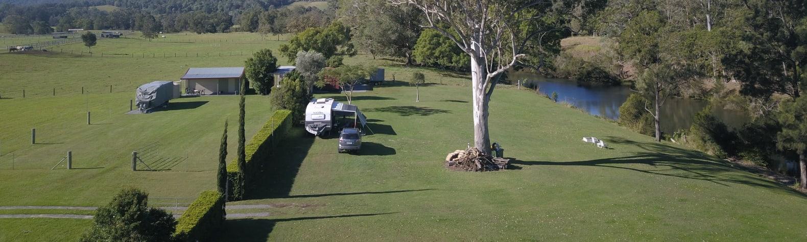 River Park Camping Gold Coast